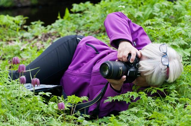 Fotografieworkshop voorjaarsbloeiers voor Naturalis