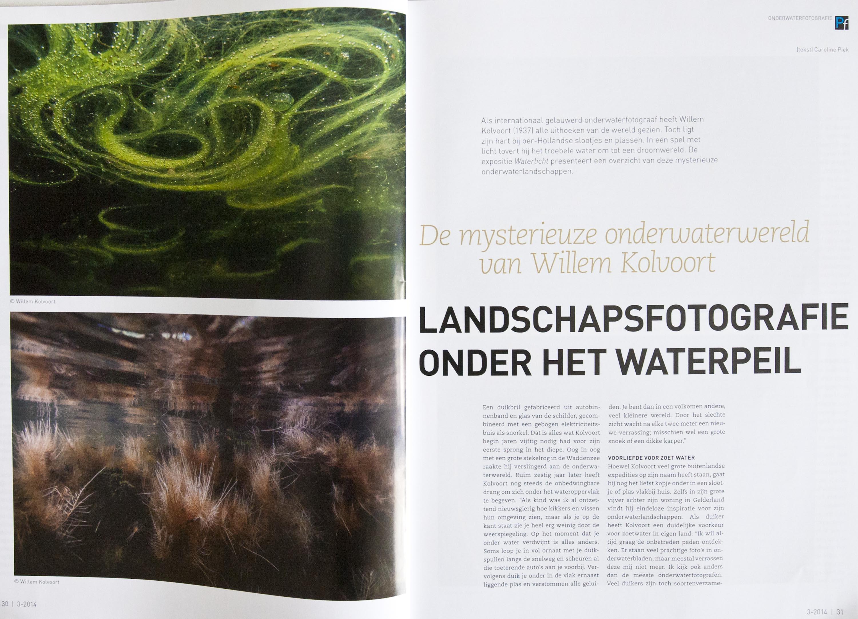 Interview met Willem Kolvoort