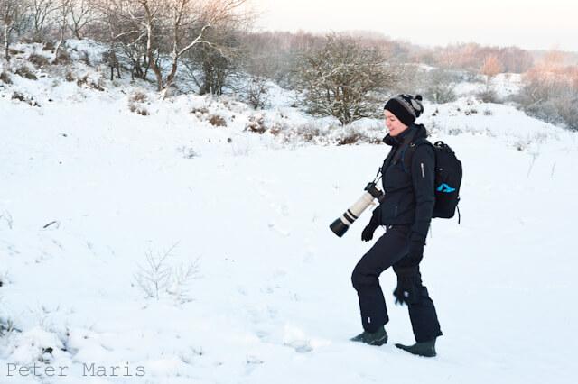 Tutorial fotograferen in de sneeuw