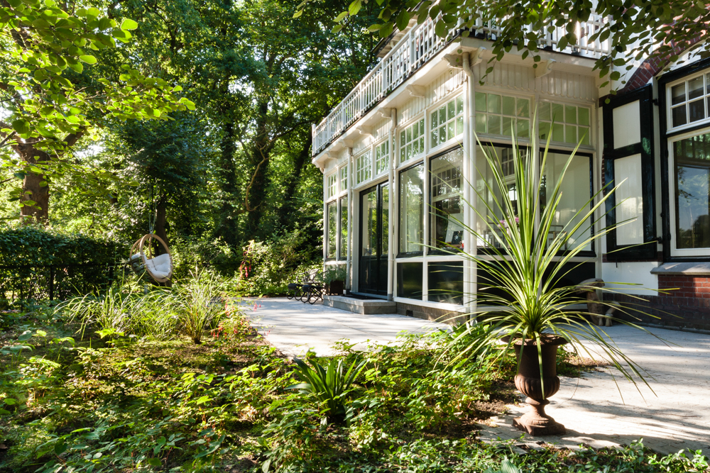 Tuinreportage Huis ter Heide
